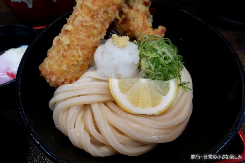 Ah-麺 竹鶏玉ぶっかけうどん