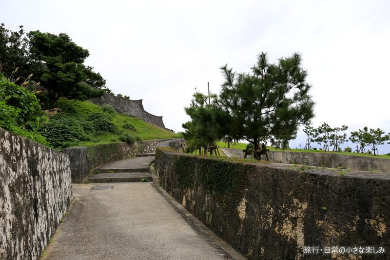 首里城 道のり