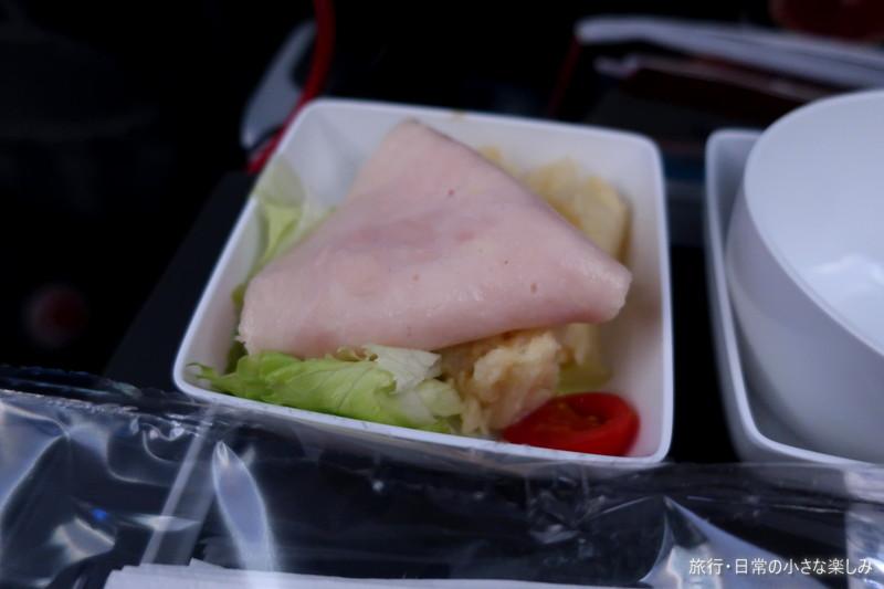 機内食 シンガポール航空(SQ622) SIN-KIX