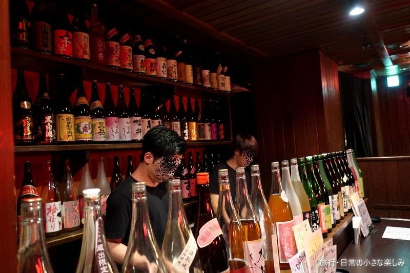 47都道府県 梅酒 焼酎 日本酒 居酒屋 晴屋 お初天神