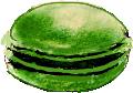 濃グリーン