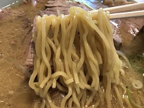 焼豚麺味噌麺