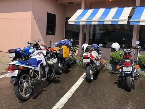 11東東バイク