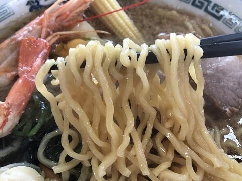室蘭ラーメン麺