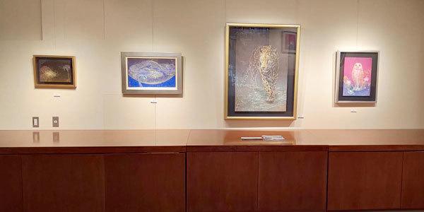 第5回 小林範之 日本画展