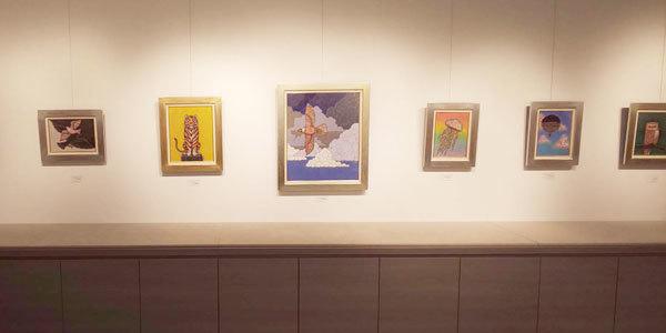第11回 金丸悠児 絵画展