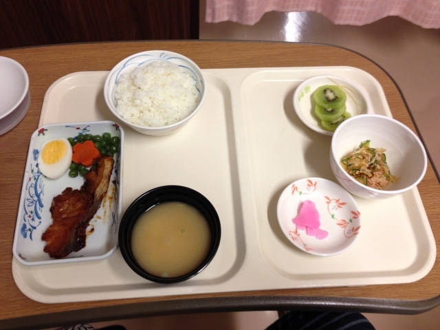 病院食の写真その3