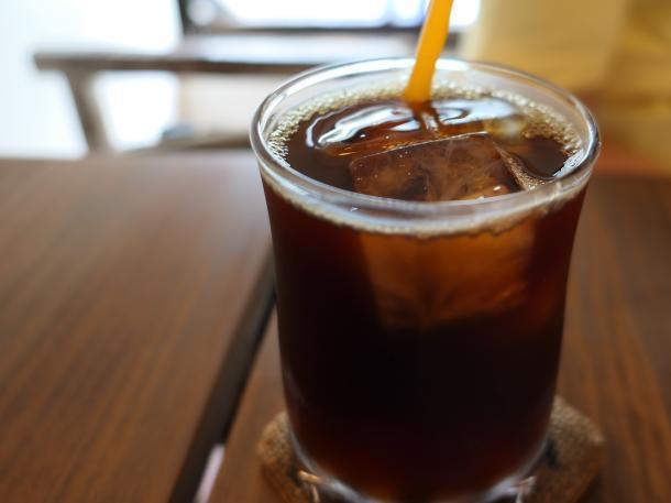 冷やしコーヒー
