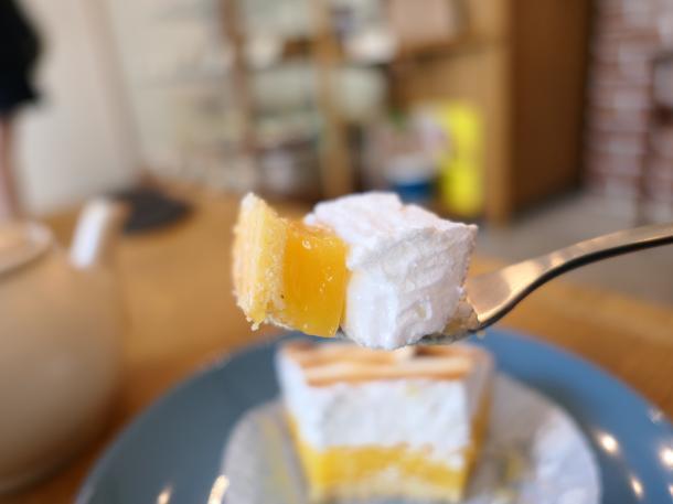 レモンメレンゲパイ