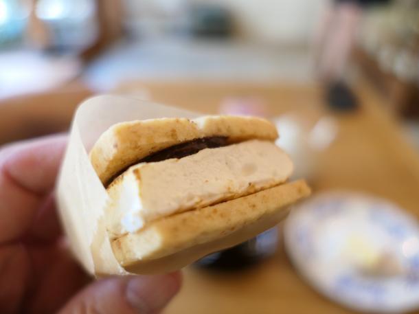 マシュマロクッキー