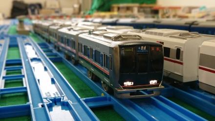 プラレール JR西日本321系 リアル化