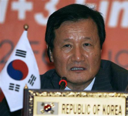 日本に支援を出し惜しみするなと吠えた韓国の尹増鉉企画財政相