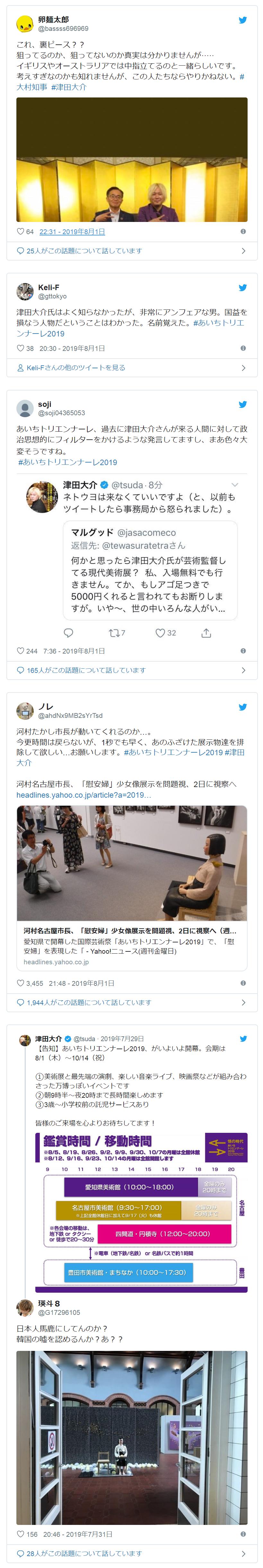 日本人を侮辱作品満載のあいちトリエンナーレ1