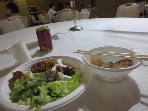 昼ご飯はB級グルメ