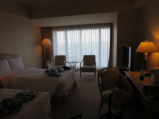 ウィンザーホテル部屋