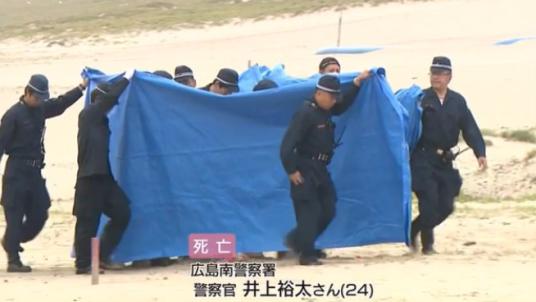 広島南警察署 井上裕太(24)