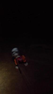 高尾山ナイトハイク キャバマル