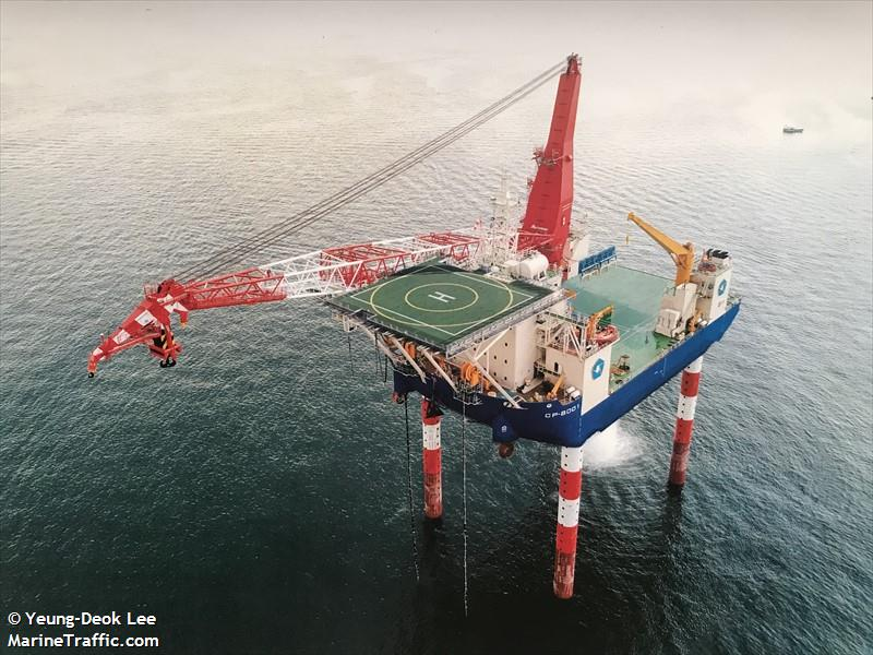 日本で世界最大級のSEP船建造-3