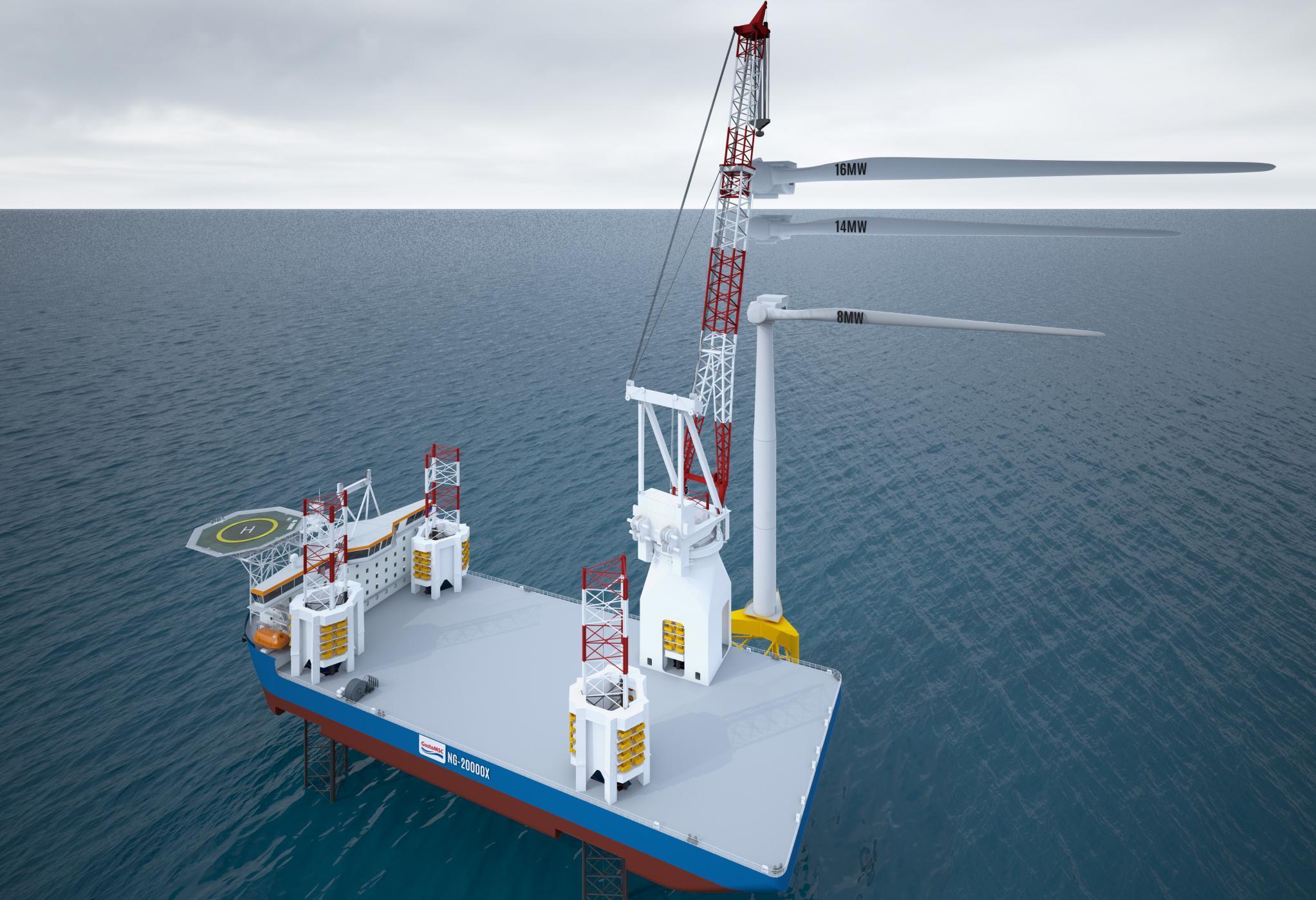 日本で世界最大級のSEP船建造-5