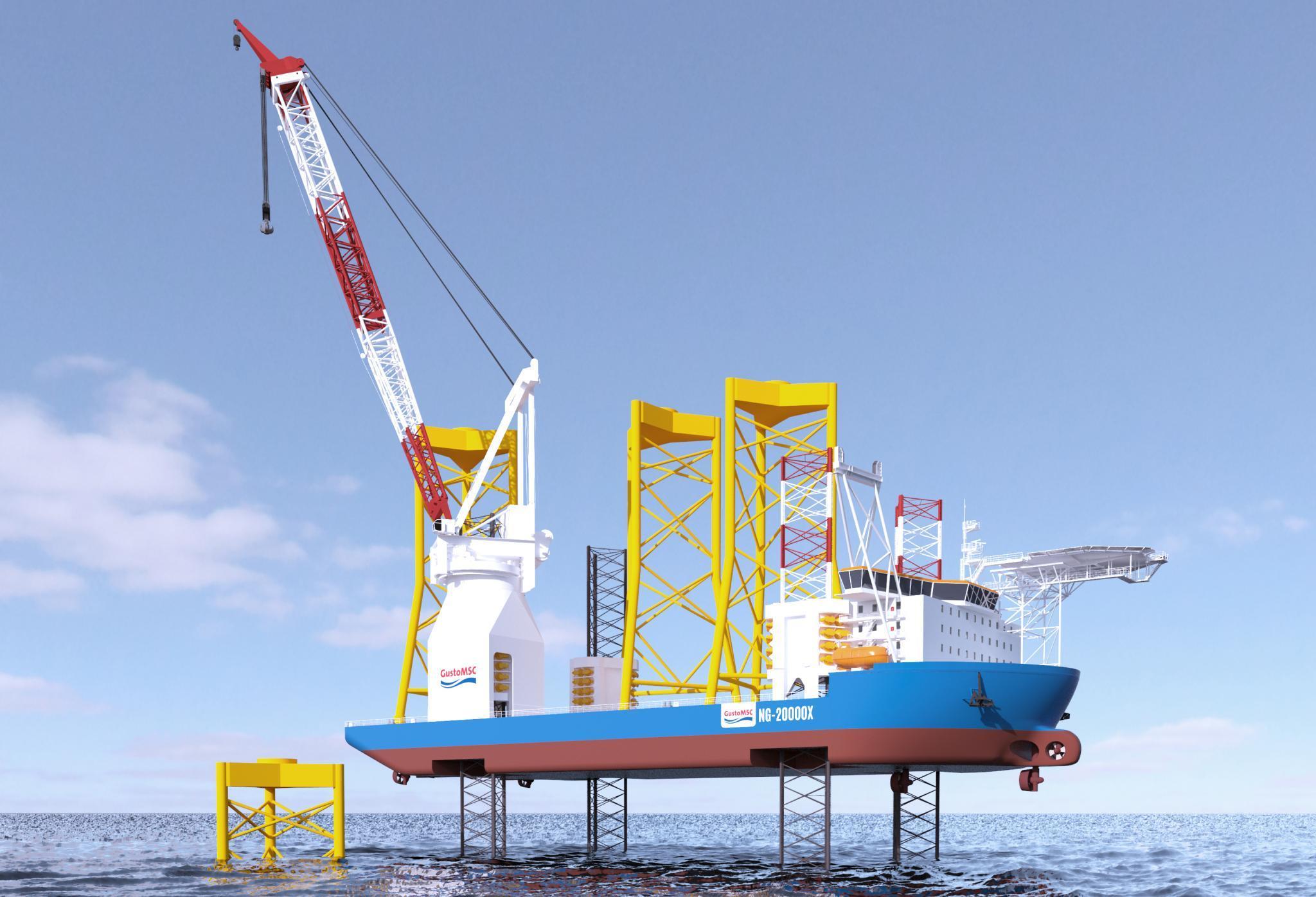 日本で世界最大級のSEP船建造-6