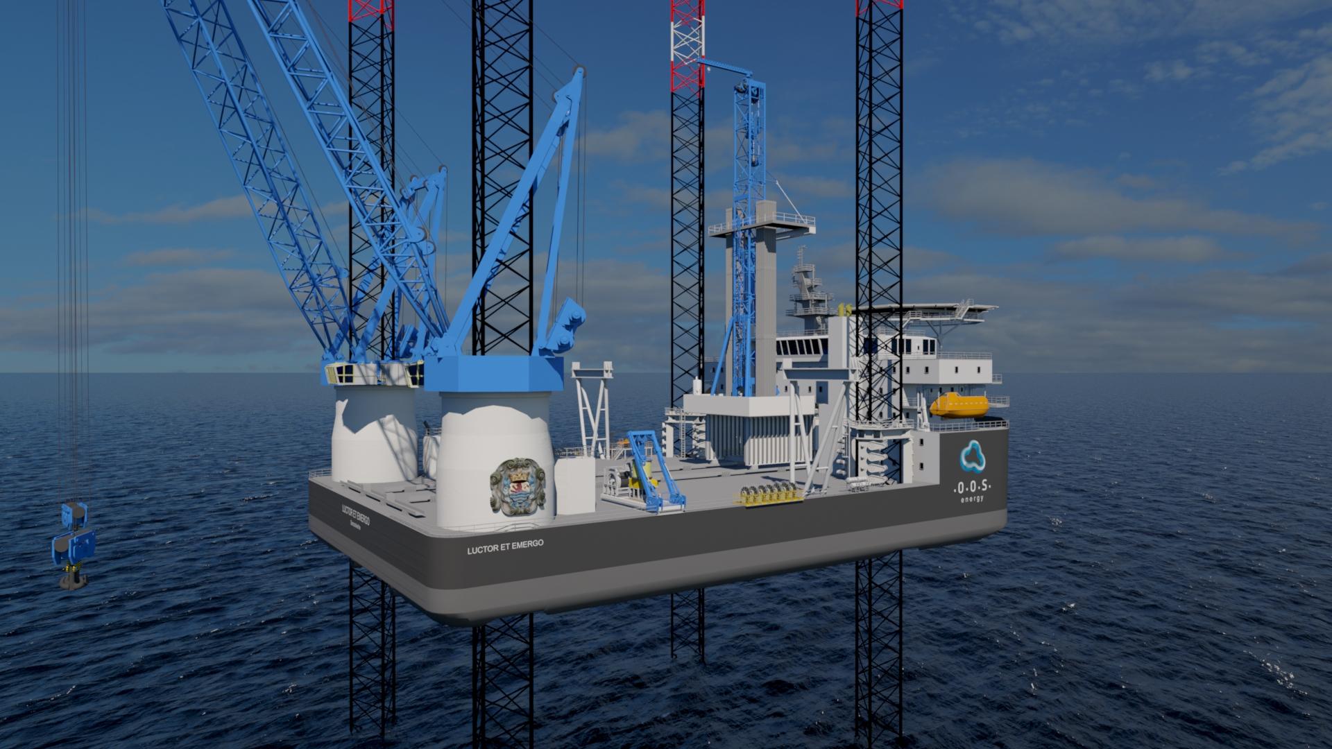 日本で世界最大級のSEP船建造-11