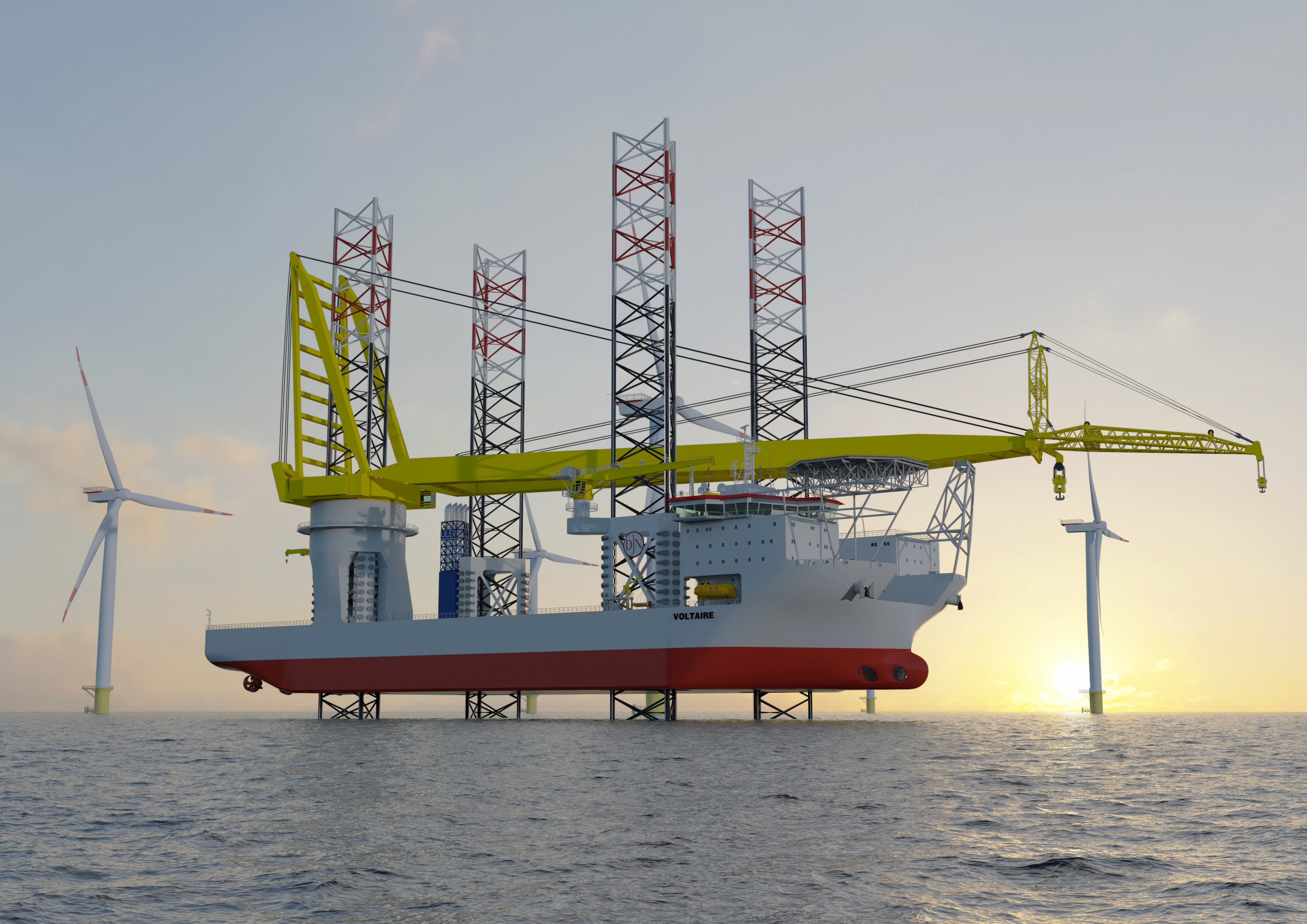 日本で世界最大級のSEP船建造-13