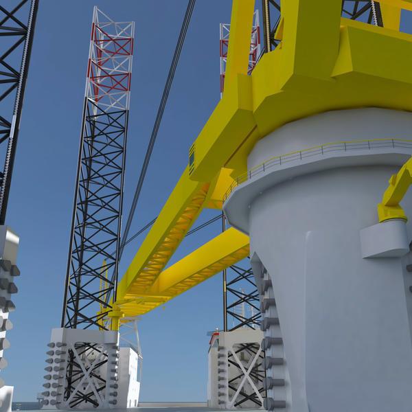 日本で世界最大級のSEP船建造-15
