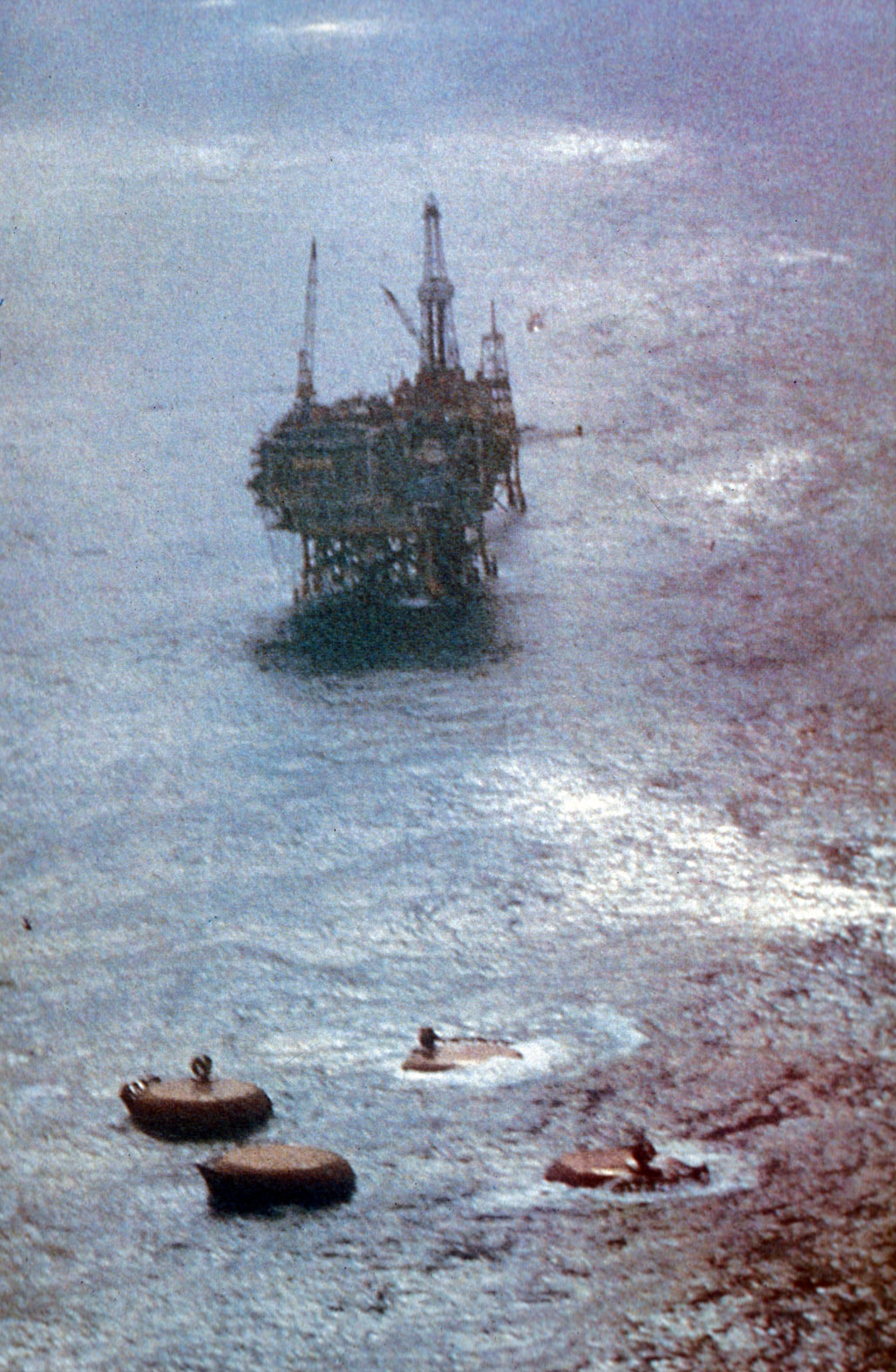 石油プラットフォーム-6