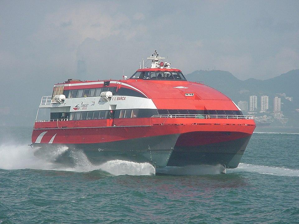 双胴船-1