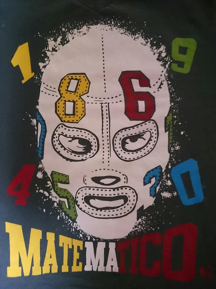 マティマティコのTシャツ
