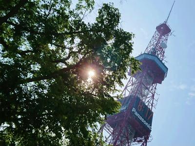 2019年8月2日テレビ塔