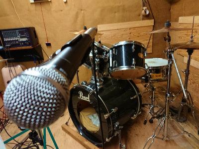 スタジオ練習2