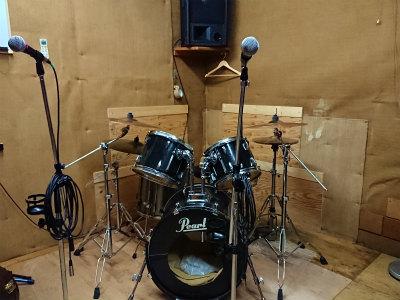 スタジオ練習4