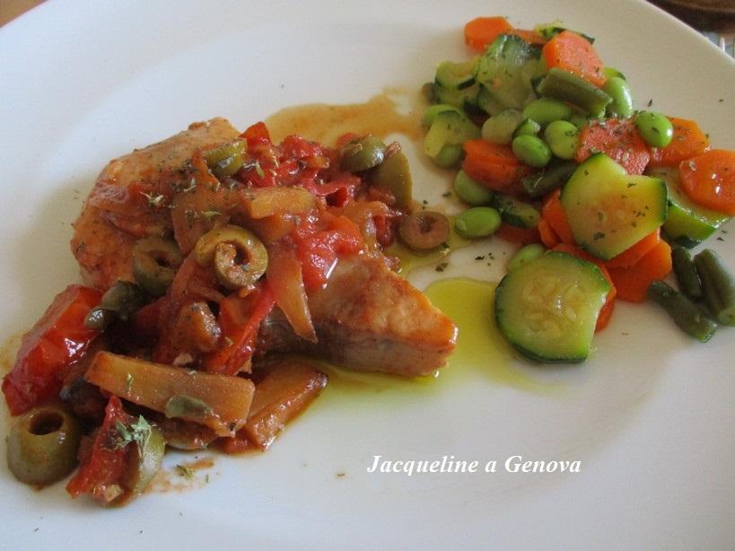 pesce_spada_al_pomodoro_melanzane_olive_verde3_190915