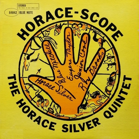 Horace-Scope Horace Silver Blue Note BST 84042
