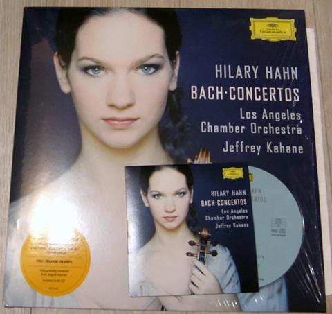 Bach・Concertos (1)