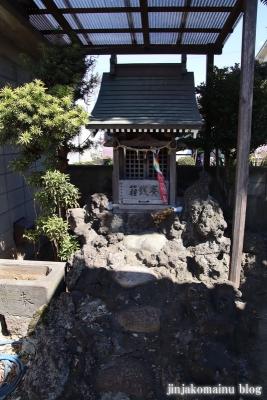 鎌倉稲荷神社(三郷市鷹野)12