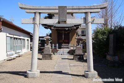 鎌倉稲荷神社(三郷市鷹野)3