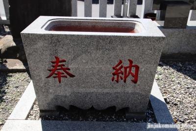 長沼白山神社(三郷市鷹野)4
