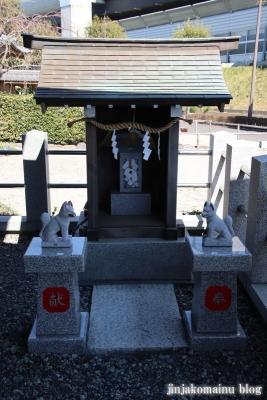 長沼白山神社(三郷市鷹野)9