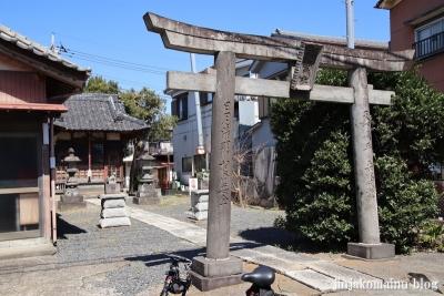 三九稲荷神社(三郷市栄)1