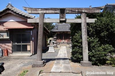 三九稲荷神社(三郷市栄)2