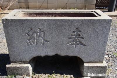 三九稲荷神社(三郷市栄)6