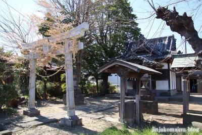 新和稲荷神社(三郷市新和1