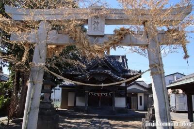 新和稲荷神社(三郷市新和2
