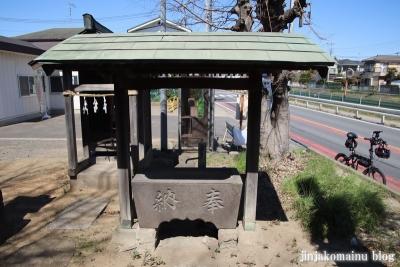 新和稲荷神社(三郷市新和4