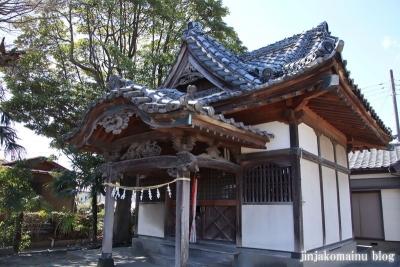 新和稲荷神社(三郷市新和6