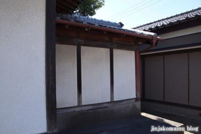 新和稲荷神社(三郷市新和7