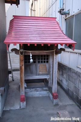 稲荷神社(三郷市新和)7