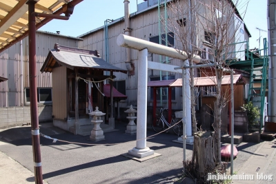 稲荷神社(三郷市新和)1